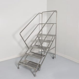 Cleanroom easy access platform