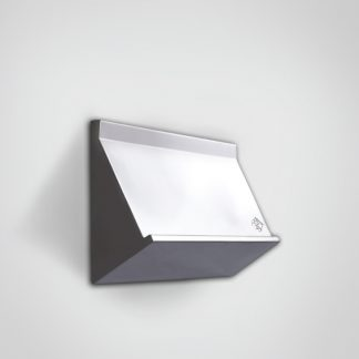 Cleanroom wall mounted paper dispenser