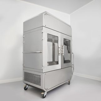 Cleanroom laminar cart