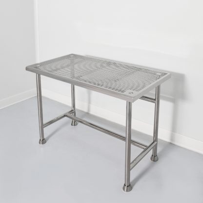 Tinman's cleanroom table